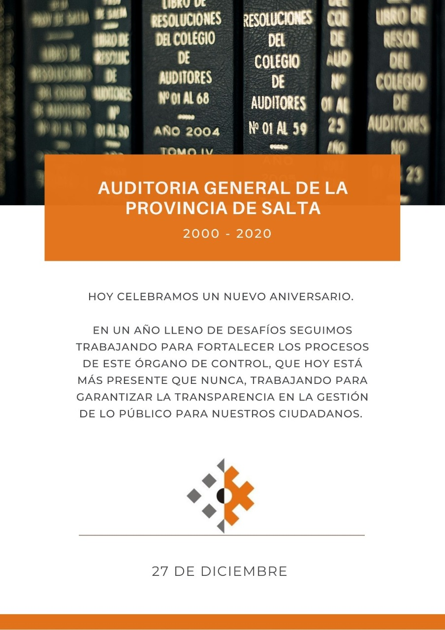 Aniversario AGPS